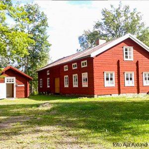 Kustkonst Hamrånge Hembygdsgård Bergby