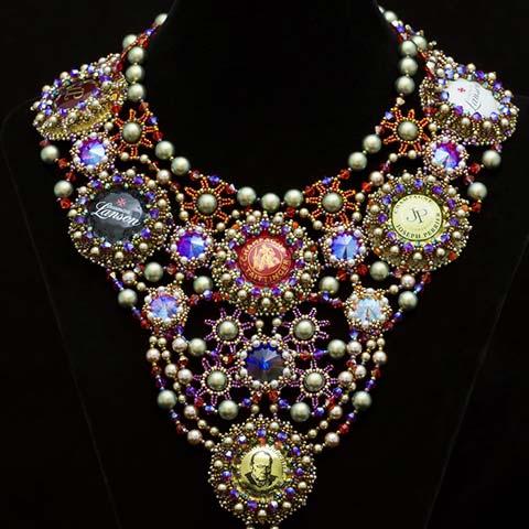 Kustkonst Misan Tejre smycken Kontoret Axmar Bruk