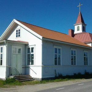 Kustkonst Missionshuset Axmarby
