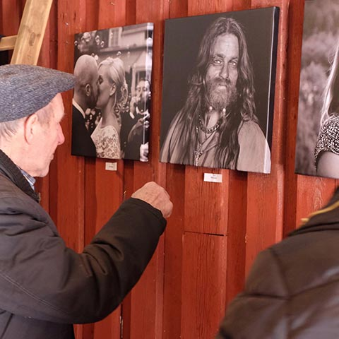 Fotoutställning på Kustkonst